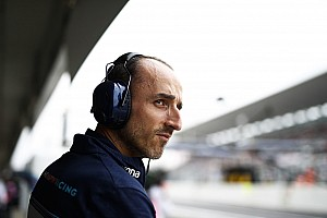 Williams anuncia a Kubica como piloto titular para 2019