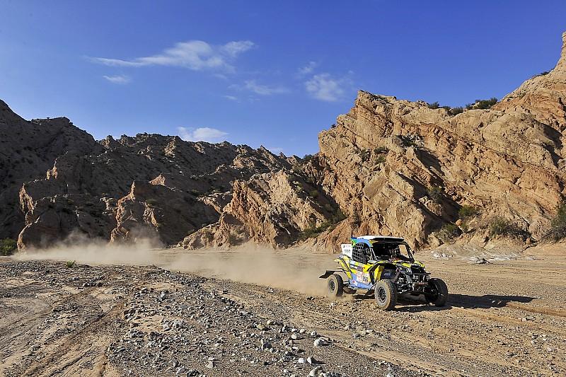 Garrouste vence, mas Varela ruma ao título do Dakar