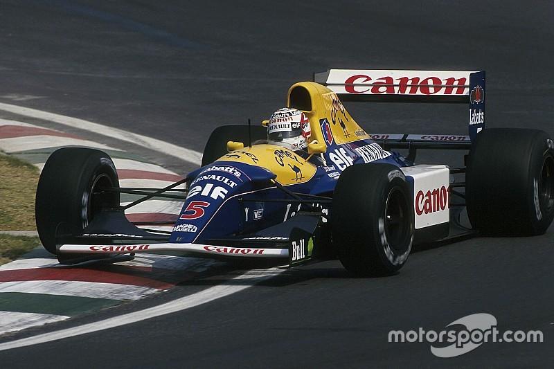 A Williams F1-es autói 1978 óta: legendák, nagyon szomorú és rossz emlékek