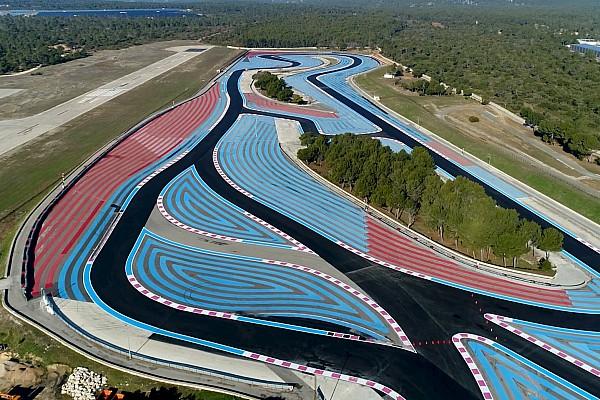 Formule 1 Vidéo - Le Circuit Paul Ricard est prêt pour le GP de France 2018