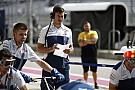 Formula 1 Il mio lavoro in F.1... Preparatore atletico della Williams Martini Racing