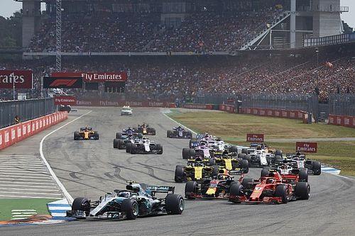 La F1 anuncia su calendario para 2019