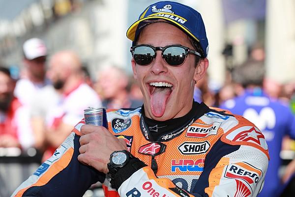 MotoGP Reactions Kemenangan Le Mans pompa kepercayaan diri Marquez