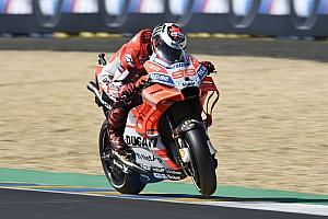 MotoGP Declaraciones Lorenzo: