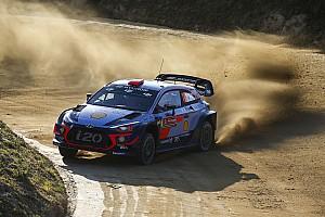 WRC Resumen de la etapa Sordo lidera y Toyota sufre en Portugal
