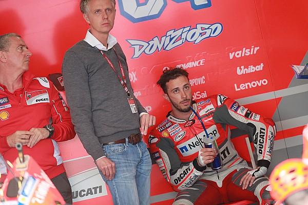 MotoGP Noticias Dovizioso rechaza la primera oferta de Ducati