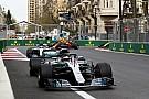 Hamilton admits Baku win feels