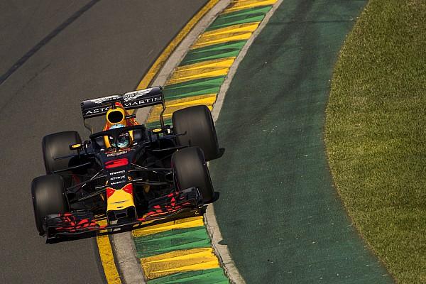 Формула 1 Новость Риккардо потеряет три места на старте Гран При Австралии