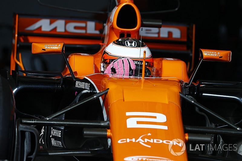 Чергова заміна мотора на машині Вандорна відправить його на останній ряд на решітці