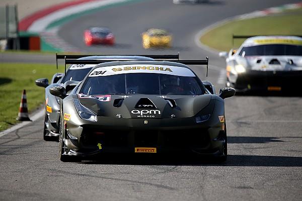 Ferrari Crónica de Carrera Prette gana la última carrera de la Ferrari Challenge Asia Pacific en Mugello