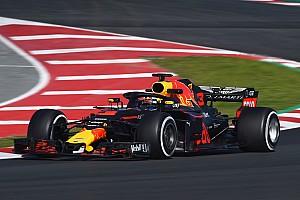 F1 テストレポート マクラーレン、またもトラブル発生でPU交換。リカルドがレコード記録