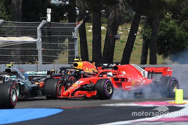 Az FIA megvédte Vettel öt másodperces büntetését