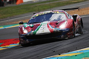 Calado: Ferrari, Le Mans'ta dürüstlüğünün bedelini ödedi