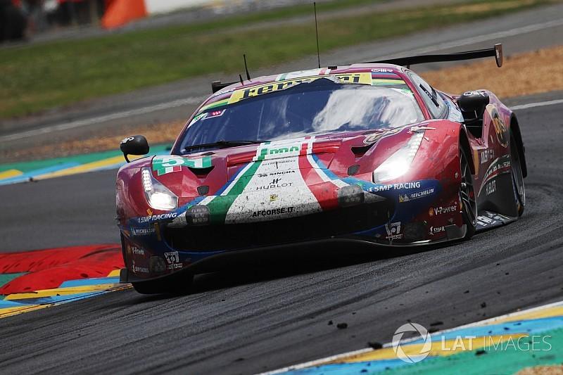 Ferrari paid price for 'honesty' at Le Mans - Calado
