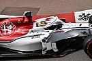 Formula 1 Sauber pilotları sıralamalardan umutlu