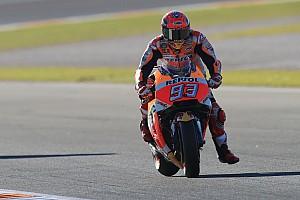 MotoGP Qualifyingbericht MotoGP-Finale 2017 in Valencia: Marc Marquez erobert Pole-Position