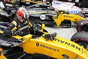 Forma-1 BRÉKING A Renault egy nagyon erős téli időszakot futna Hülkenberggel és Sainzzal