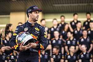 F1 Noticias de última hora Ricciardo sobre su renovación: