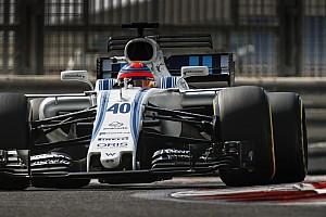 Formel 1 Reaktion Robert Kubica nach 100 Runden in Abu Dhabi: