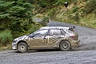 Volkswagen R5 WRC2 car completes first public test