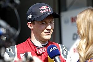 Mattias Ekstrom niega volver con Audi a DMT