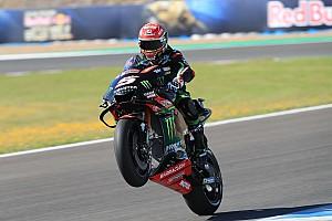 MotoGP Testbericht MotoGP testet in Jerez: Johann Zarco fährt Bestzeit, Honda zeigt Aero-Update
