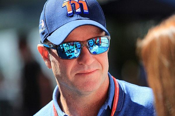 Barrichello recovering in hospital after health scare