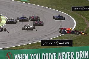 Formula 1 Breaking news Magnussen didn't see Ricciardo in three-way clash with Vandoorne