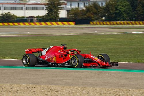 """""""Felejthetetlen"""" volt Schumacher, Ilott és Shwartzman tesztnapja"""
