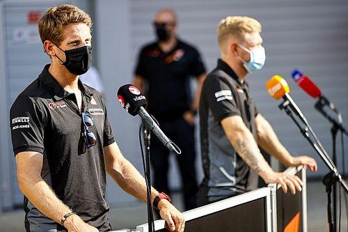 F1: Haas explica decisão de liberar Grosjean e Magnussen no final de 2020
