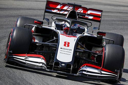 """Grosjean: """"Personne ne sait"""" pourquoi la Haas est performante"""