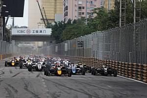 A Macao muore la F3: quattro proposte perché la gara cinese possa continuare