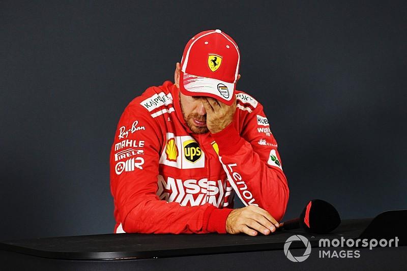 Arrivabene: Vettel a besoin de