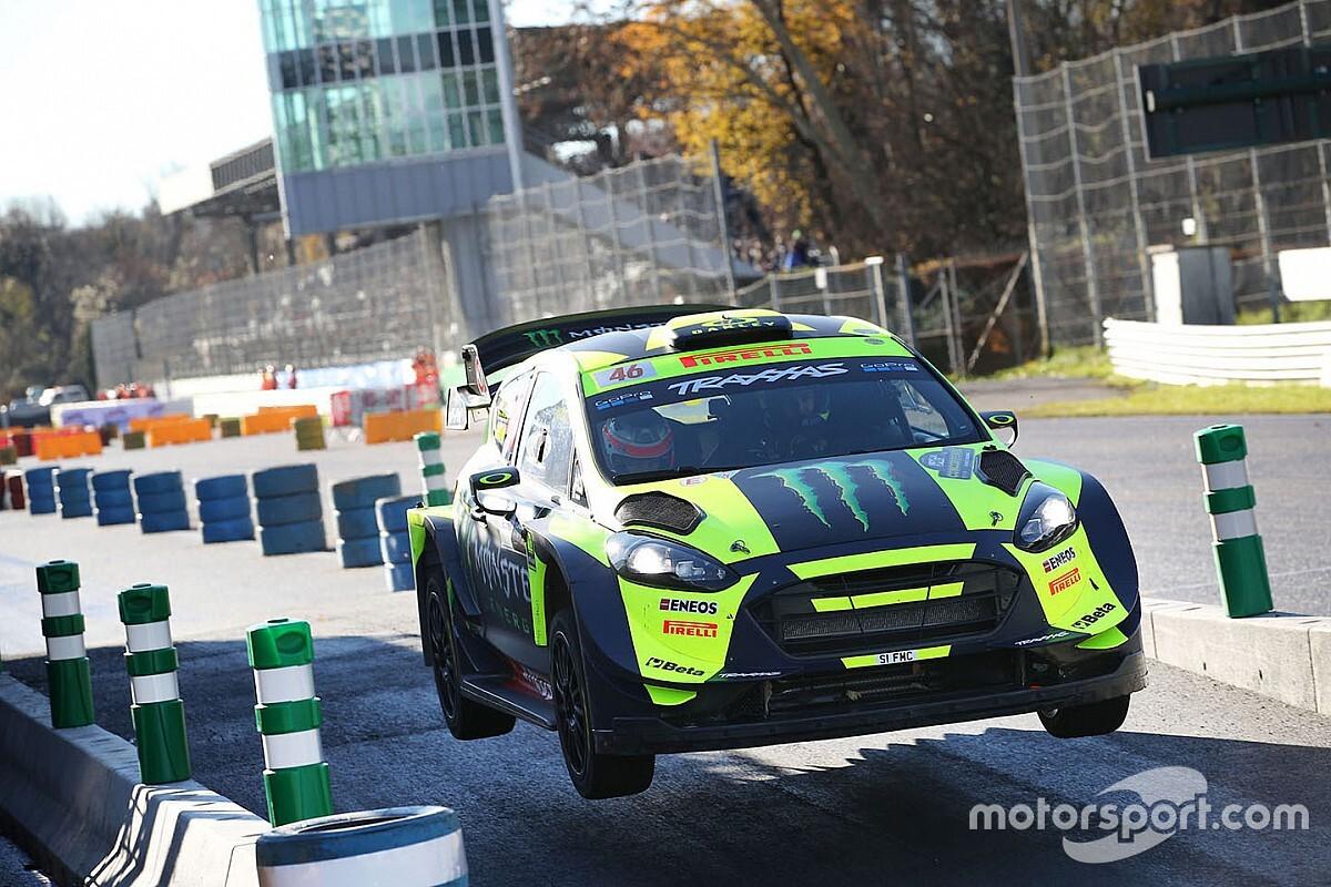 Photos - La victoire de Rossi au Monza Rally Show