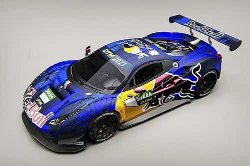 Red Bull confirma entrada no DTM com Albon em parceria com Ferrari