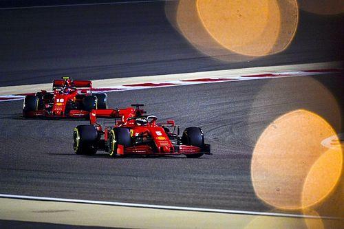 Directo: ¡la carrera del GP de Bahrein de Fórmula 1!