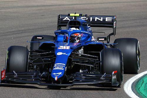 Une bonne base pour Ocon, une amélioration ressentie pour Alonso