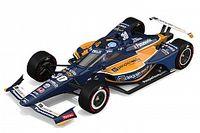 Sato, 2021 Indy 500'de kullanacağı renk düzenini tanıttı