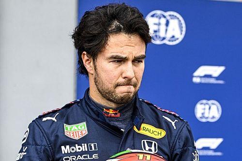 """F1 - Chefão da Red Bull critica 11º lugar de Pérez em Ímola: """"Mais do que incômodo"""""""