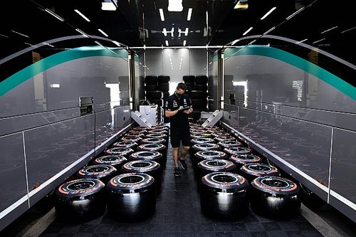 Perkembangan Ban Pirelli untuk F1 2022 Mencapai 80-90 Persen