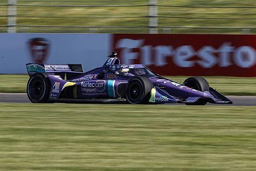 IndyCar GP Indy: Rookie Romain Grosjean takes first pole!