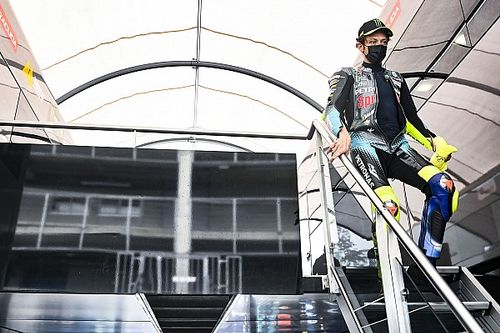 Rossi regrette de ne plus inspecter les pistes le jeudi