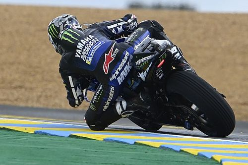 Vinales outlines key area of improvement for Yamaha in MotoGP
