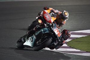 Quartararo kreeg geen hap door zijn keel voor MotoGP-debuut