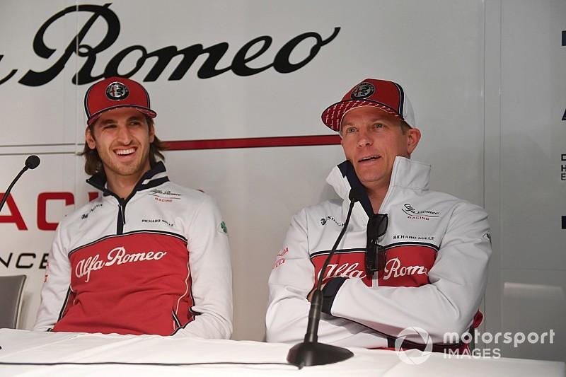 Джовінацці пообіцяв показати максимальну швидкість Alfa Romeo в четвер