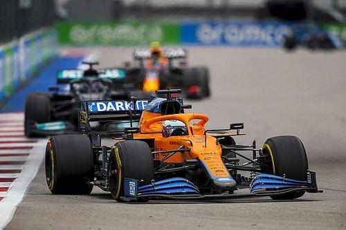 """Ricciardo: """"Geçiş lastiklerine geçmem gerektiği açıktı"""""""