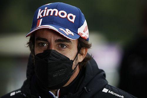 A hosszabbítás ellenére sem mondott le az F1-en kívüli álmáról Alonso