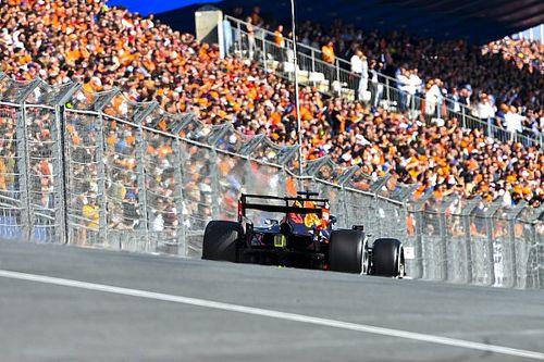 Verstappen unaware of DRS failure on Dutch GP pole lap