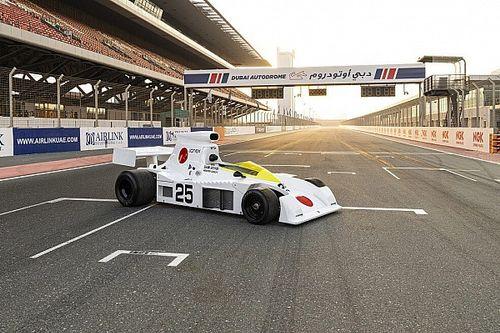 دبي أوتودروم تستضيف أكبر سباق تاريخي لسيارات الفورمولا واحد