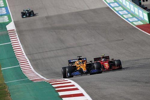 """Ricciardo: """"¿El toque con Sainz? Estoy contento de ser sucio de vez en cuando"""""""